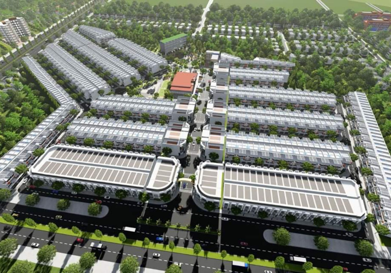 Quy hoạch dự án Victory City Tân Uyên
